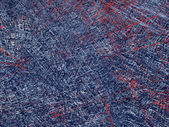 Abstract wireframe background made of chaotic lines. — Stock Photo