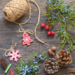 Christmas Decoration — Stock Photo #59551629