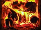 Огонь — Стоковое фото