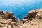 Steep descent — Stock Photo
