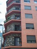 Balkons — Stockfoto