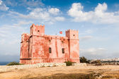 St. Agatha's Tower was the Knights primary stronghold in the west of Malta — Stock Photo