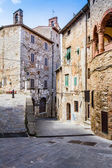 Campiglia Marittima is a comune (municipality) in Italy — Stock Photo