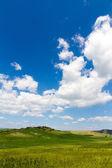 Fields in Tuscany, Italy — Stock Photo