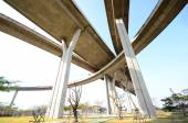 High way from under — Stock Photo