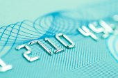 Credit cards background — Stock Photo