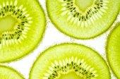 Kiwi vruchten close-up — Stockfoto