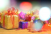 Adornos de navidad — Foto de Stock