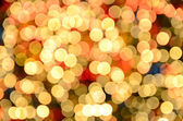 Bokeh for Christmas background — Stock Photo