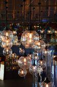Decoración vintage iluminación — Foto de Stock