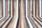 Texture of Old wood floor — Stock Photo
