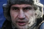 Ukrainian opposition co-leader Vitali Klitschko — Foto de Stock