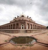 Humayuns tomb. New Delhi, India, — Stock Photo
