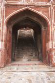 Humayuns tomb. New Delhi, India,  — ストック写真