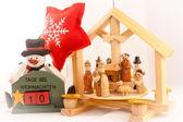 10 days at Christmas — Stockfoto