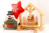 5 days at Christmas — Stok fotoğraf