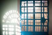Freedom beyond the window — Foto de Stock
