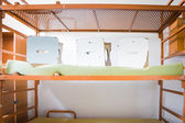 Stools bunk bed — Stock Photo