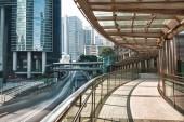 Hong Kong architecture. — Stock Photo