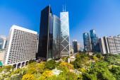 Hongkong-architektur — Stockfoto