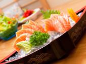 Japanese restaurant — Stock Photo