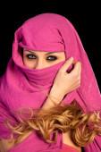 Muslim women — Stock Photo