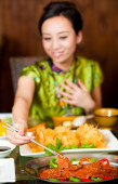 Chinese Cuisine — Stock Photo