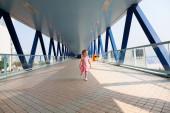 Young girl in HongKong — Stock Photo