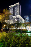 Hong kong architektura. — Zdjęcie stockowe