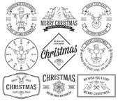 Christmas greetings 2 — Stock Vector