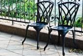 Two Empty Chairs — Foto de Stock
