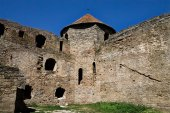 Old fortress in Belgorod-Dniester — ストック写真