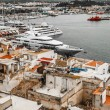 View of the Harbour at Ibiza Town — Stock Photo #57898685