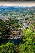 A Town Called Como — Stockfoto