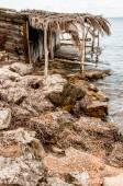 Old Boathouse — Stock Photo