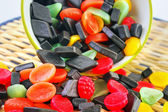 Candy mix — Stock Photo