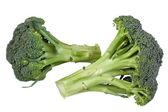 Two broccoli bundles — Stock Photo