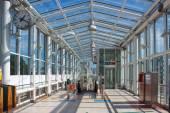 Entrance to metro station — Stock Photo