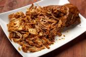 Pulled pork — Stock Photo