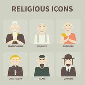 Religion — Stock Vector