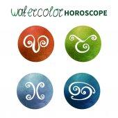 Horoscope — Stock Vector