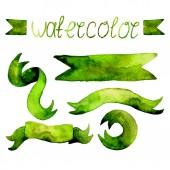 Watercolor — Stock Vector