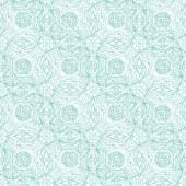 Ornamental tangled thread — Stock Vector