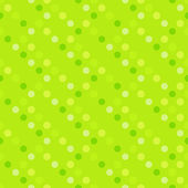 Seamless pattern with  polka dots — Stock Vector