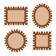 Ornamental frames — Stock Vector #59891979