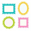 Ornamental frames — Stock Vector #59892069