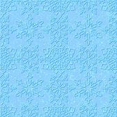 Snowflakes background — Stockvektor
