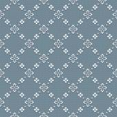 Gray  classic seamless pattern — Stock Vector