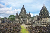 Prambanan Temple Ruins — Stock Photo