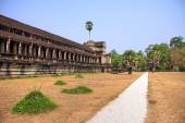 Ancietn city of Angkor — Stock Photo